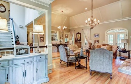 Cherokee County GA Real Estate - Bradshaw Farm Home Interior