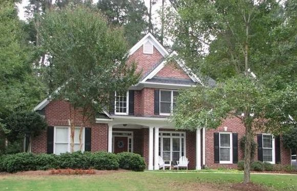 Cherokee County GA Real Estate - Bradshaw Farm Home 2