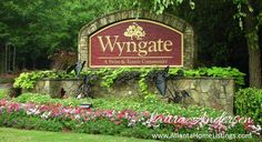 Cherokee County GA Real Estate - Wyngate